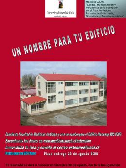 ver afiche - Facultad de Medicina