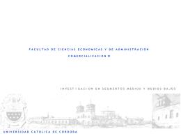 Valores y compromiso social - Universidad Católica de Córdoba