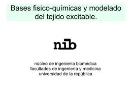 neuro_musc_2009 - Núcleo de Ingeniería Biomédica