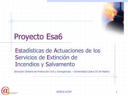 Presentación de PowerPoint - Universidad Carlos III de Madrid