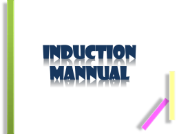 inductionmanual
