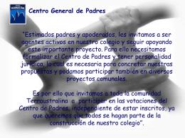 Presentación de PowerPoint - Colegio Terraustral Oeste