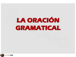 OracionGramaticalS3