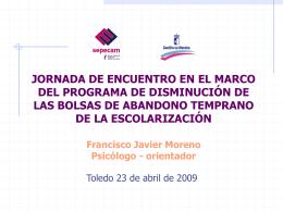 orientador - Colegio San José