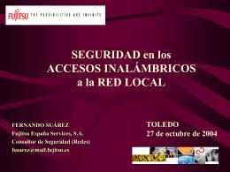 IPSec - RedIRIS