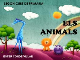 els-animals[1] 2n