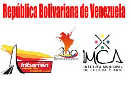 Presentación de Barquisimeto