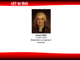 James Watt - multitech-redes2-sena
