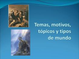 Topicos Literarios