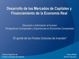Presentación de PowerPoint - Comisión Nacional de Valores
