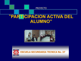 PROYECTO ATEES Programa de Actualización en Tecnología y