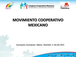 Presentacion Movimiento Cooperativo Mexicano