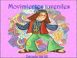 Movimientos juveniles - sociedad-norteamericana-50-60