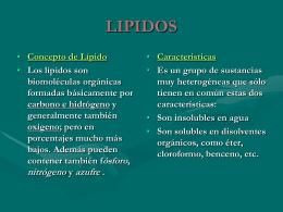 LIPIDOS - UTOPIA Psicologia