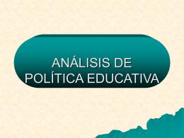 crisis, reforma del sistema y política educativa en méxico