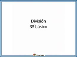 Multiplicación 2º básico