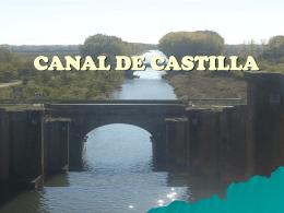 CANAL DE CASTILLA - IES Juan de la Cierva