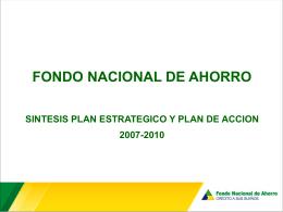 Sistema de Informacion FNA - Fondo Nacional del AHORRO