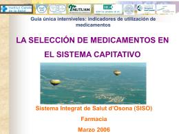 Sistema Integrat de Salut d`Osona (SISO)