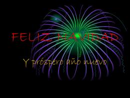 FELIZ NAVIDAD - Janet Lloyd Network
