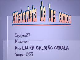 Diapositiva 1 - anii-tics27