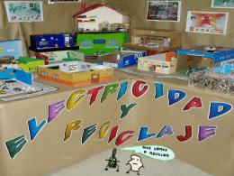 Electricidad y reciclaje - Educastur Hospedaje Web