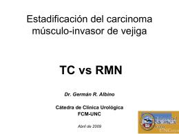 RMN - Cátedra de Urología