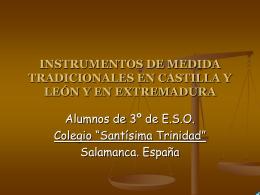 presentación - Colegio Santísima Trinidad