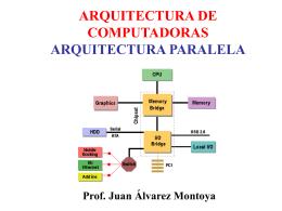 ArqCompf - Arquitectura Paralela