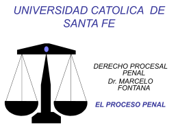 EL PROCESO PENAL -cuadro - Poder Judicial de la Provincia de