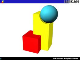Presentación en PowerPoint de la Aplicación ISECAN Gestión
