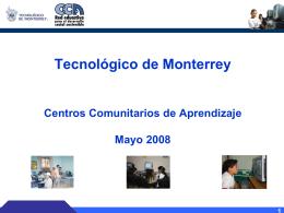 Presentación PROMOCIONAL CCA mex MAYO