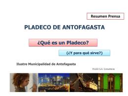 Informe-a-Prensa - El Diario de Antofagasta