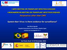 Evento adverso relacionados con inmunosupresión