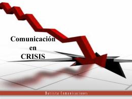 Durante la crisis