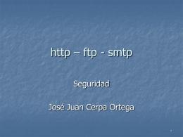 seg-web-ftp-smtp - Servidor de Información de Sistemas