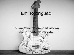 Emi Rodríguez