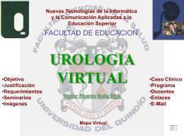 Urología Virtual
