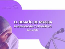 RESPUESTAS DESAFIO MAGDA EPI ESTADISTICA - Aula-MIR