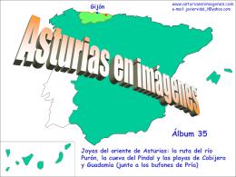 Álbum 35 - Asturias en imágenes