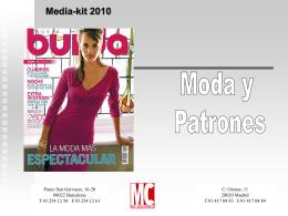 Burda - Mc Ediciones