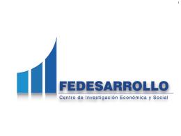 Fedesarrollo-Orlando Gracia