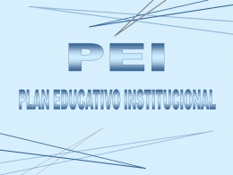 PEI_UNO - seminariodeplaneacionyvinculacion