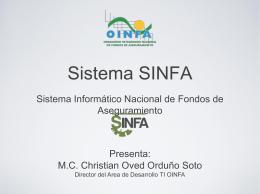 Sistema SINFA