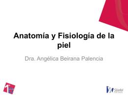 Anatomía y Fisiología de la piel.