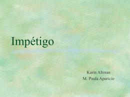 Impétigo - Odontochile.cl