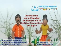 Varinia Rojas - Alianza por la Solidaridad