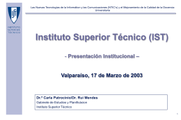 IST - proyecto alfa