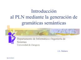 12.PLN - Universidad de Zaragoza