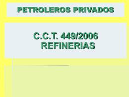 petroleros privados cct 449 2006